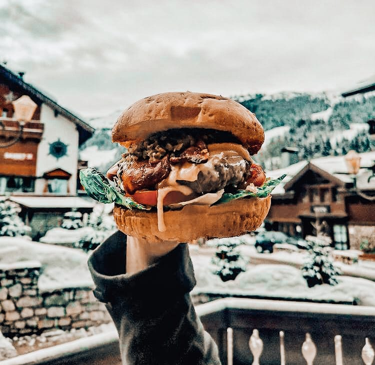 burger takeaway meribel